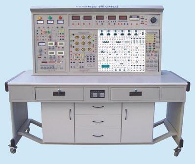 高性能电工·电子·电力拖动技术实训考核装置