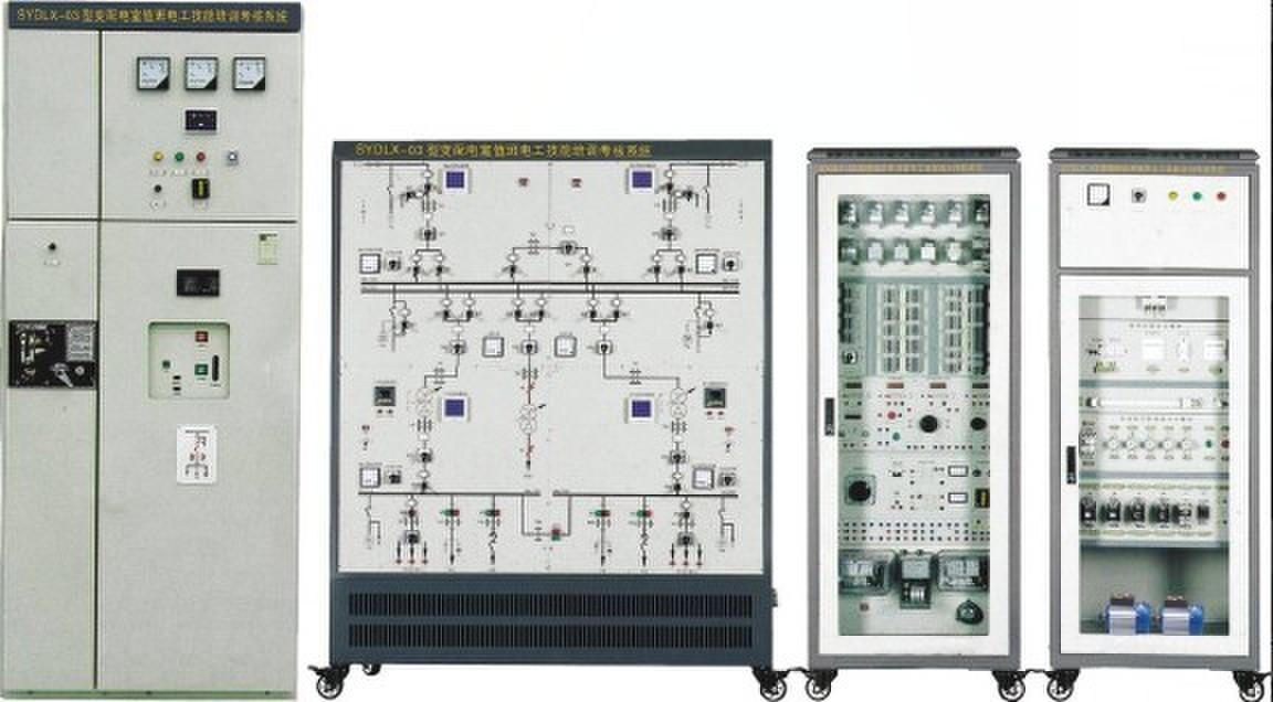 6~35kv系统的绝缘监视装置电路   26. 供配电系统一次重合闸   27.