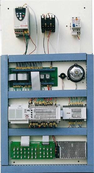 透明电梯实验台