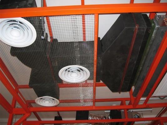 冷水式中央空调实训装置