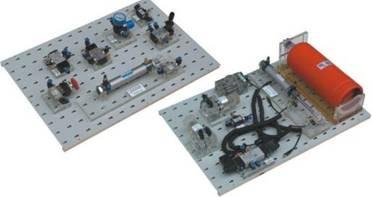 YUY ZH 气动PLC控制实验台图片