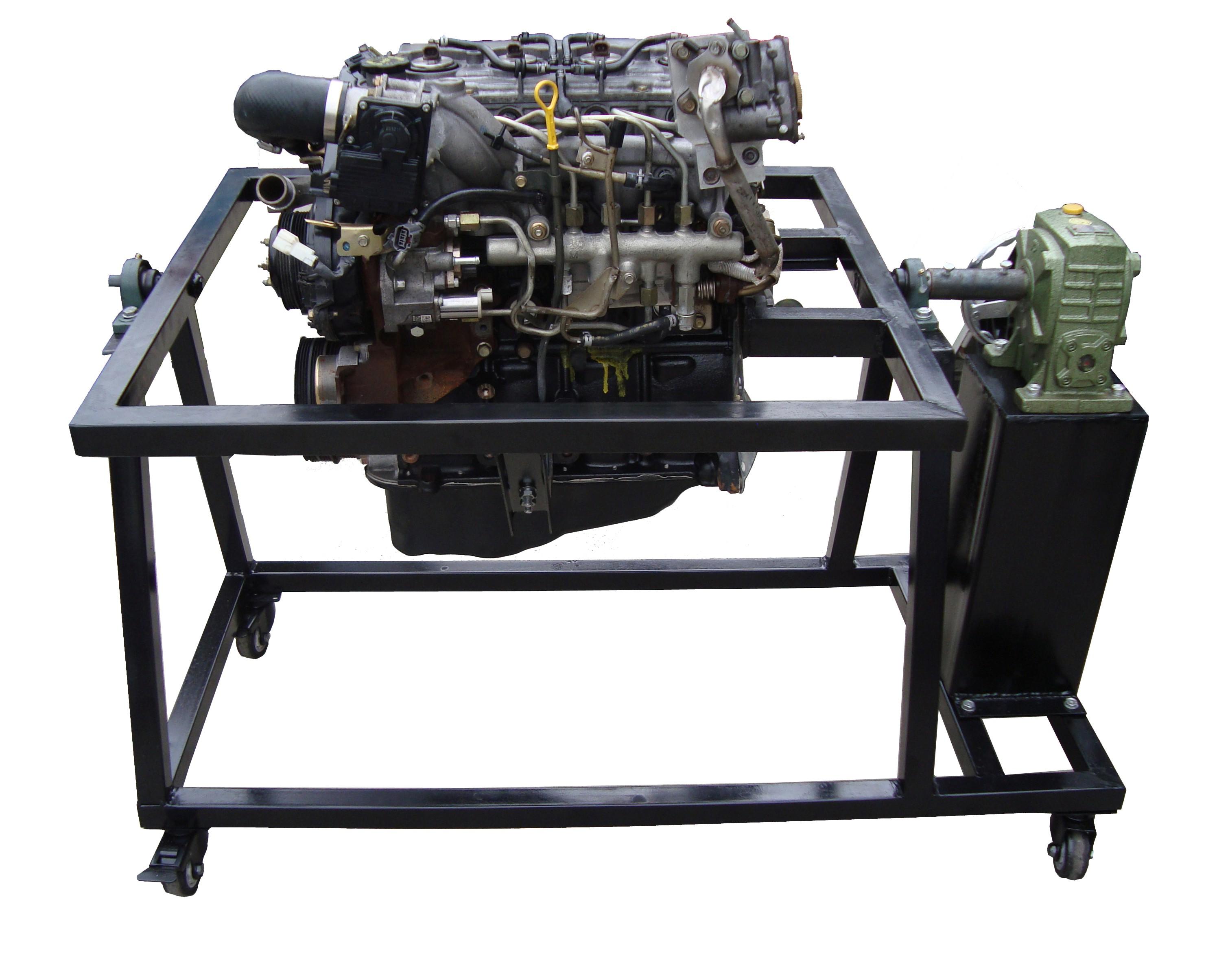 yuy-9007宝马730发动机拆装实训台