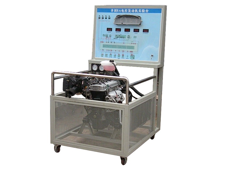yuy-8008丰田8a电控发动机实验台|汽车发动机实训台