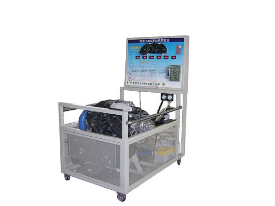 yuy-8014雷克萨斯ls400发动机实验台|汽车发动机实训台