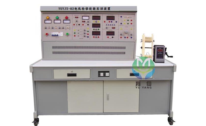 YDD-01 电机装配技能实训装置.jpg