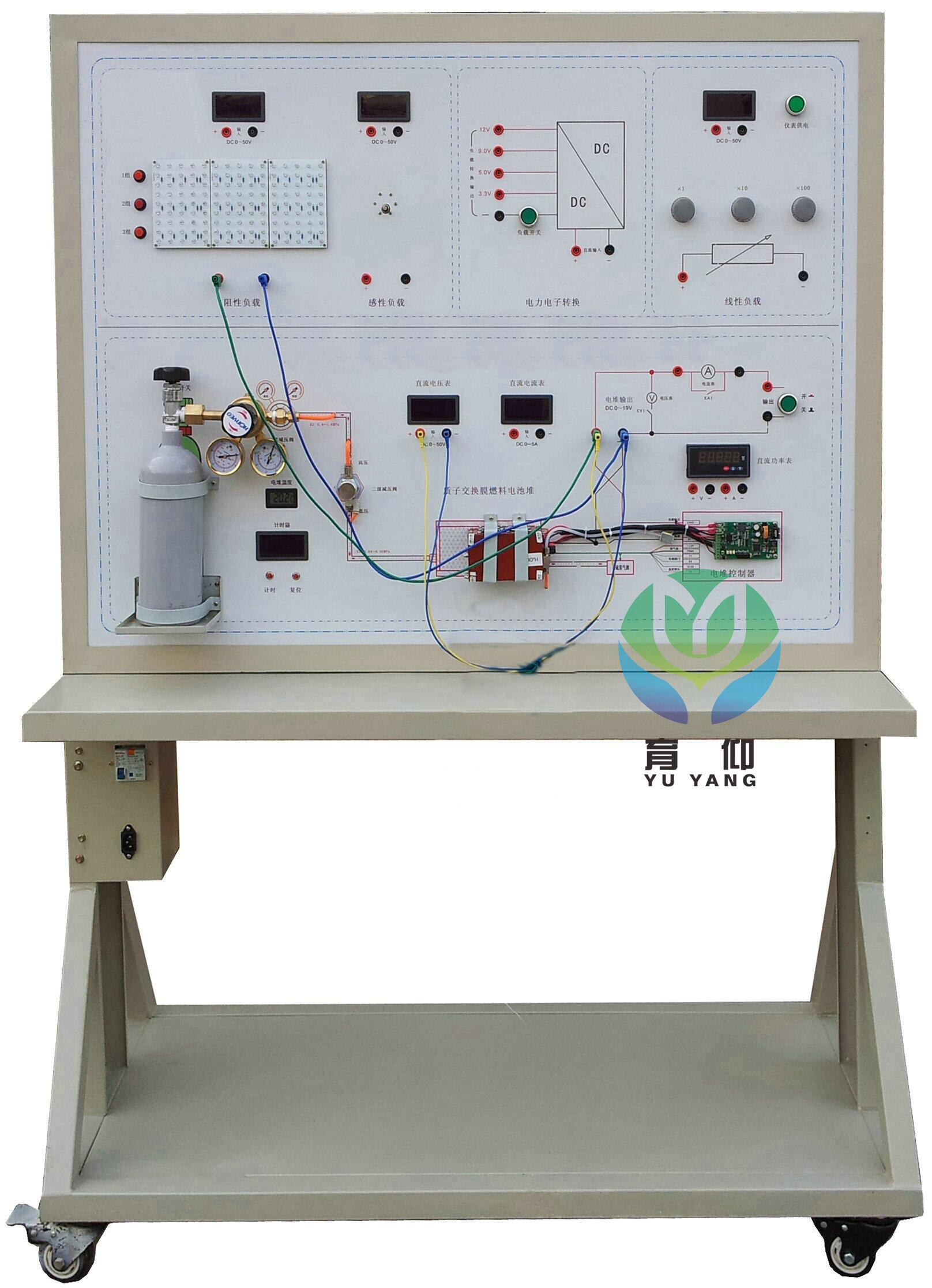 适用于汽车燃料电池(氢气)系统模块的结构与原理认