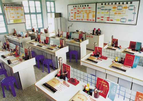 <strong>财会模拟实验室设备</strong>,财会模拟实验设备