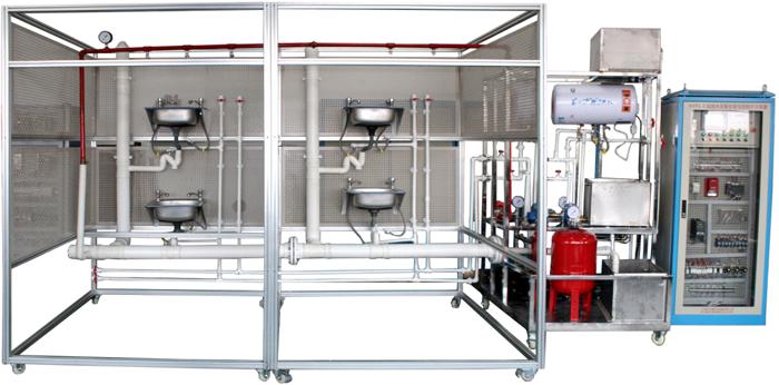 三相水泵:两台,为恒压供水系统提供动力 4.
