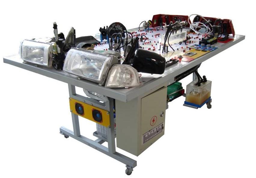 汽车电器实训台,汽车电器实训台结构组成-上海育仰