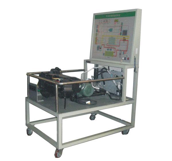 三相电机,空调蒸发箱总成,压缩机,散热风扇,膨胀阀,干燥器,空调控制