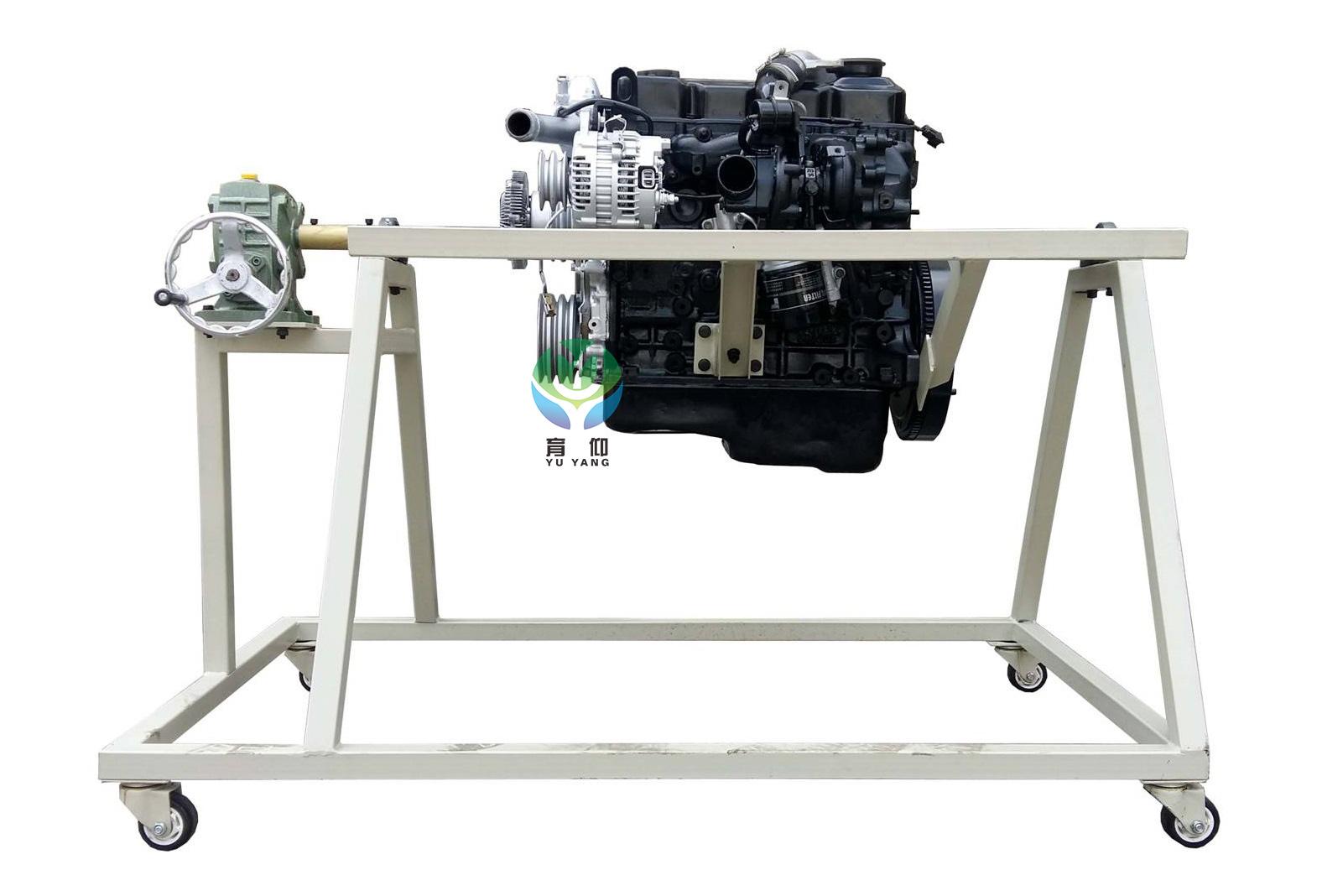 yuy-fz31勇士bj2022拆装用柴油发动机附翻转架|拆装附