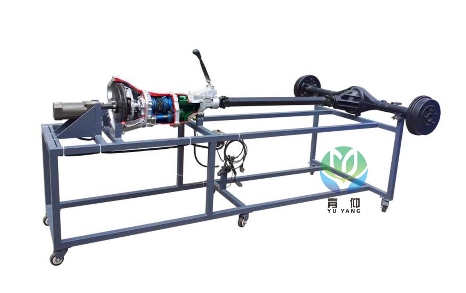 yuy-7048汽车传动系统实训台(丰田金杯海狮) 汽车底盘