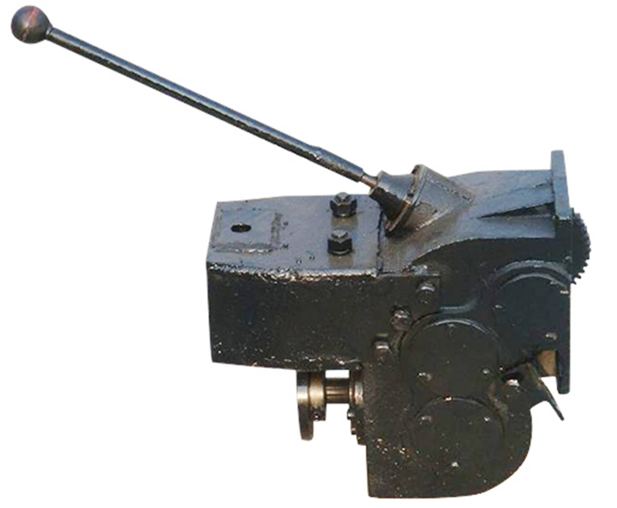 yuy-nj33工农12型手扶拖拉机变速箱带拆装翻转系统|农业机械教学设备图片