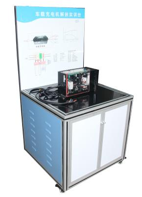 通过解剖,展示车载充电机内部结构和控制原理,车载充电机工作原理.