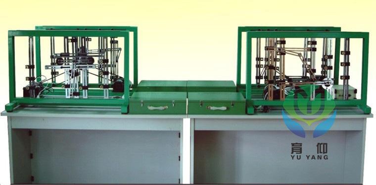 机械运动创新拼装实验台