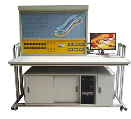 自动扶梯安装维修保养实训考核装置实训控制台